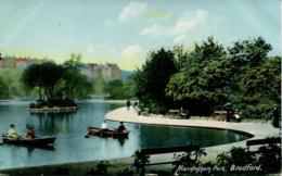 YORKS - BRADFORD - MANNINGHAM PARK   Y2715 - Bradford