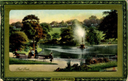YORKS - BRADFORD - PEEL PARK 1910  Y998 - Bradford