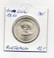 Portogallo - 1960 - 10 Escudos - Argento - (MW1879) - Portogallo