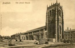 YORKS - BRADFORD - THE PARISH CHURCH  Y991 - Bradford