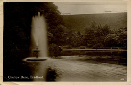 YORKS - BRADFORD - CHELLOW DENE RP  Y2714 - Bradford
