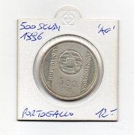 Portogallo - 1996 - 500 Escudos - Argento - (MW1880) - Portogallo