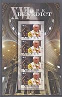 NEVIS 1649   **   POPE  BENEDICT  XVI - Popes