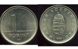 HONGRIE 1 Forint 1999 - Hongrie