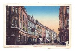 6630 SAARLOUIS, Lisdorfer Strasse, Hotel Kaiserhof - Kreis Saarlouis