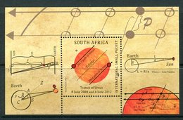 South Africa 2012 Transit Of Venus MS MNH (SG MS1968) - South Africa (1961-...)