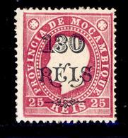 ! ! Mozambique - 1903 King Luis OVP 130 R (Chalky Paper) - Af. 73 - No Gum - Mozambique