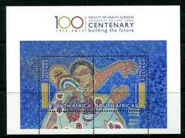 South Africa 2012 Centenary Of Faculty Of Health Sciences MS MNH (SG MS1969) - South Africa (1961-...)