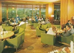 Tokyo Japan, Hilton Hotel Cocktail And Tea Lounge Interior View, Fashion, C1960s Vintage Postcard - Tokio
