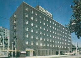 Tokyo Japan, Hotel Takanawa, Taxi, C1960s/70s Vintage Postcard - Tokio