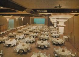 Tokyo Japan, Hilton Hote, Interior View Pearl Ballroom Banquet Facility, C1960s/70s Vintage Postcard - Tokio