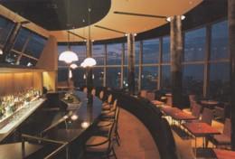 Oita Japan, Dai-Ichi Hotel Oasis Tower Bar Interior View, C1970s/80s Vintage Postcard - Other