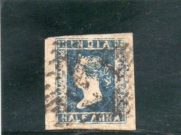 INDE 1854 O - 1854 Compagnie Des Indes