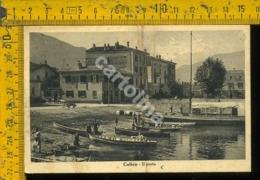 Lecco Lago Colico - Lecco