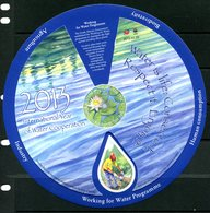 South Africa 2013 International Year Of Water Co-operation MS MNH (SG MS2004) - South Africa (1961-...)