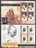 NEVIS 1650-51  **   MAHATMA  GANDHI - Mahatma Gandhi