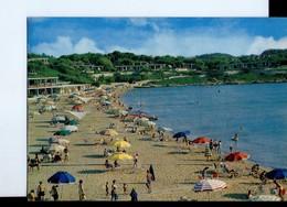 U3932 Postcard Greece VOULIAGMENI, WULIAGMENI, VULIAGMENI - BEACH PLAGE STRAND PLAYA - Grecia