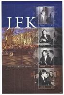 NEVIS 1691   **   JOHN F.  KENNEDY - Kennedy (John F.)