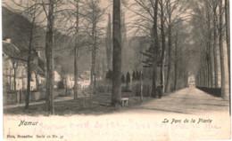 NAMUR    Le Parc De La Plante. - Namen