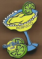 PIN'S - HRC Hard Rock Café - ACAPULCO - Music