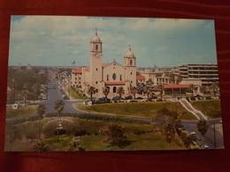 CORPUS CHRISTI, TEXAS, VINTAGE POSTCARD WITH STAMPS - Corpus Christi