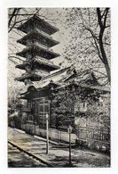 Belgio - Bruxelles - Torre Giapponese - Viaggiata Nel 1958 - Bel Timbro A Targhetta - (FDC13104) - Monumenti, Edifici