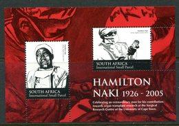 South Africa 2014 Hamilton Naki - Surgeon MS MNH (SG MS2112) - South Africa (1961-...)