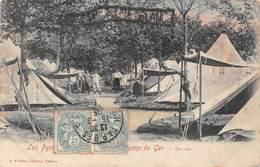 Camp De Ger (65) Près Tarbes - Une Rue - France
