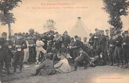 Camp De Ger (65) Près Tarbes - La Soupe à 10 Heures  - Militaire Militaria - France