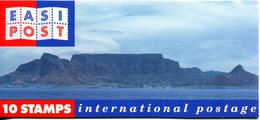 South Africa 1993 Tourism Booklet (SG SB26) - Booklets