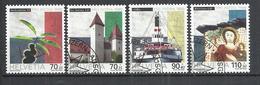 SWITZERLAND 1999 - PRO PATRIA - CPL. SET - USED OBLITERE GESTEMPELT USADO - Suisse