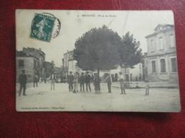 Cpa  34 MAUGUIO - Mauguio