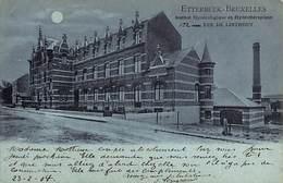 Etterbeek - Bruxelles - Institut Gynécologique Et Hydrothérapique (rue De Linthout, 1904) - Etterbeek