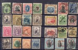 URUGUAY ! Timbre Ancien Depuis 1895 ! NEUFS Et SURCHARGES - Colombie