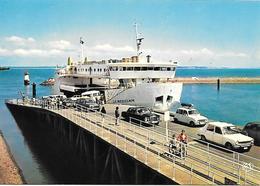 CPA-1970-17-ROYAN-Le BAC -Le MEDOCAIN- Liaison POINTE De GRAVE/ROYAN-Dechargt A Pointe--TBE - Ferries