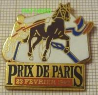 PRIX DE PARIS  23 FEVRIER 1992  PMU  COURSES HIPPIQUES  En Qualité  ARTHUS - Games