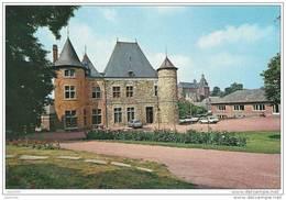 GEMBLOUX ..-- Château Du Bailli Et L' Eglise . - Gembloux