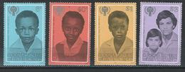 St. Vincent Gren-St. Vincent. Scott # 176-79,541-44  MNH. Intl. Year Of Child. Joint Issue Of 1979 - Joint Issues