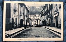 L4 - CARTOLINA Di MERCOGLIANO  AVELLINO VIAGGIATA 1931  FORMATO  PICCOLO - Avellino