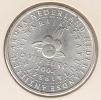 @Y@  Nederland   5 Euro 2004  Rijksstatuut      Unc Zilver  (4746) - Niederlande