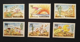 Antillen - Kinderzegels Nrs. 959/964 (1990) - Antilles