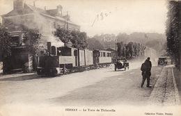 Bernay - Le Train De Thiberville - Bernay