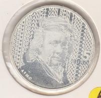 @Y@  Nederland   5 Euro 2006  Rembrandt Van Rijn      Unc Zilver  (4749) - Nederland