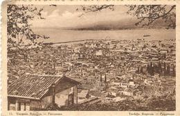 Smyrne  ( Turquie ) : Panorama - Turchia
