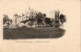 D33 AUROS  Château Du Rivet  .............. - France