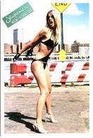 STUPENDA NEW YORK 2001 TARJETA PUBLICIDAD MODERNA -LILHU - Reclame