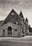 LA CELLE-SAINT-AVANT: L'Eglise - France