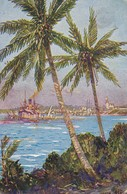 AK Blick Auf Daressalam - Deutsch-Ostafrika - Kolonialkriegerdank - 1915 (37934) - Tansania