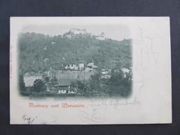 AK NEUBURG WERNSTEIN B. Schärding 1899 ///  D*35423 - Schärding