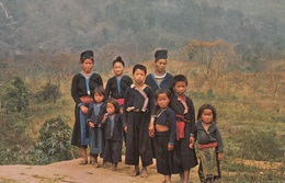 Nord Tailandia  Young Hill Tribe Meo Etnia Hmong - Asia